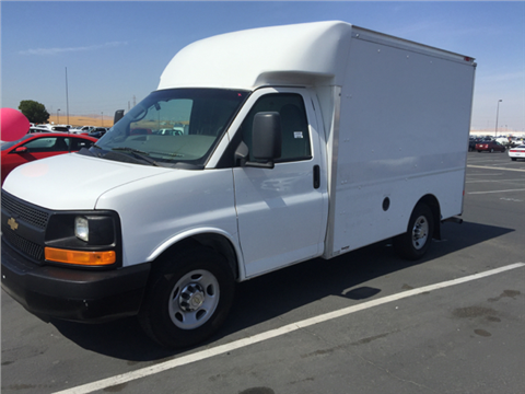 2013 Chevrolet G3500 for sale in Livermore, CA