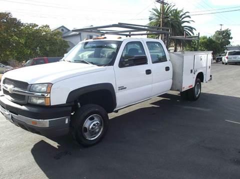 2004 Chevrolet Silverado 3500HD for sale in Livermore, CA