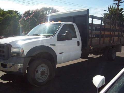 2005 Ford F-450 Super Duty for sale in Livermore, CA
