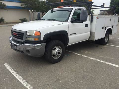 2007 GMC Sierra 3500 Classic for sale in Livermore, CA