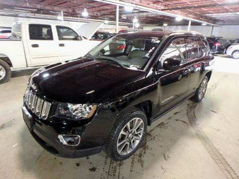 2015 Jeep Compass for sale in Des Moines, IA