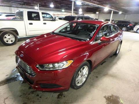 2013 Ford Fusion for sale in Des Moines, IA