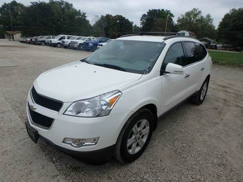 2012 Chevrolet Traverse for sale in Des Moines, IA