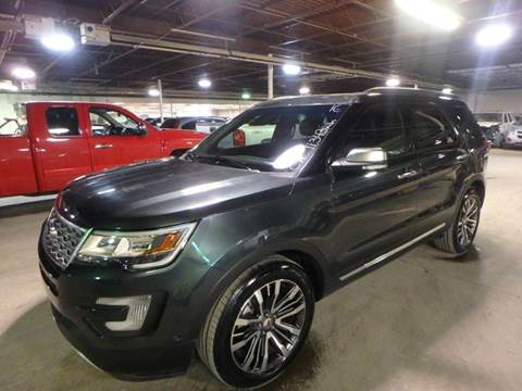 2016 Ford Explorer for sale in Des Moines, IA