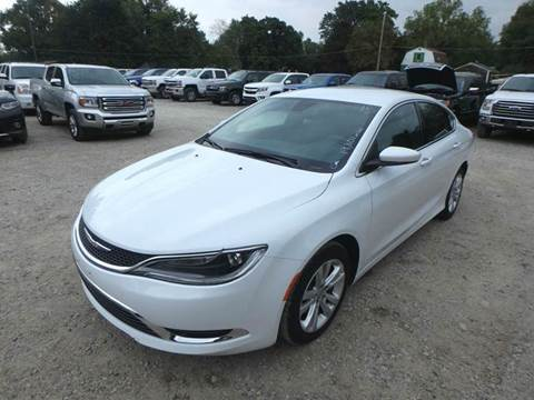 2015 Chrysler 200 for sale in Des Moines, IA