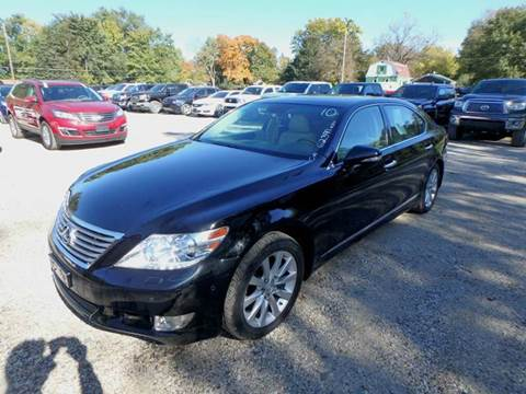 2010 Lexus LS 460 for sale in Des Moines, IA