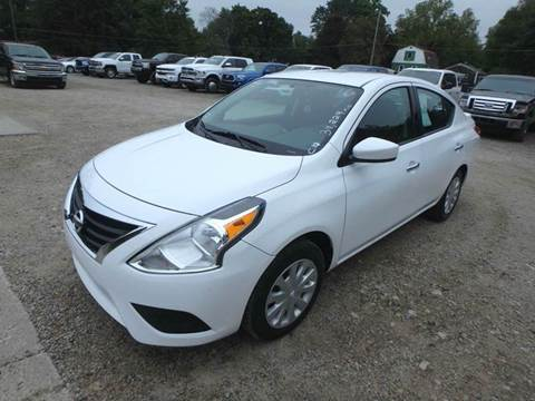 2016 Nissan Versa for sale in Des Moines, IA