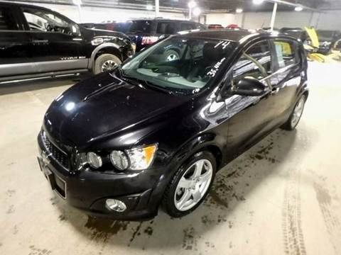 2015 Chevrolet Sonic for sale in Des Moines, IA