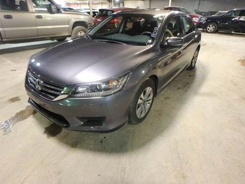 2014 Honda Accord for sale in Des Moines, IA