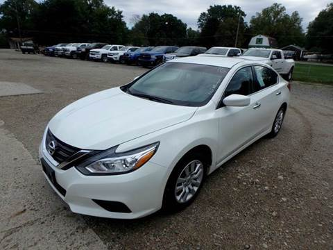 2016 Nissan Altima for sale in Des Moines, IA