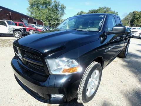 2012 RAM Ram Pickup 1500 for sale in Des Moines, IA