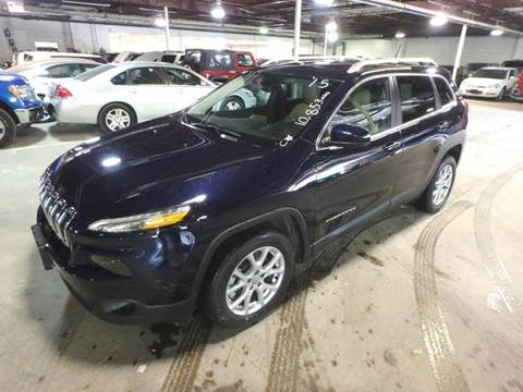2015 Jeep Cherokee for sale in Des Moines, IA