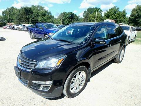 2015 Chevrolet Traverse for sale in Des Moines, IA