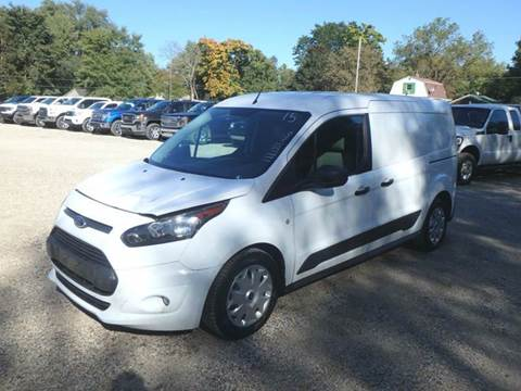2015 Ford Transit Connect Cargo for sale in Des Moines, IA