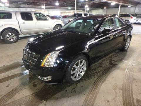 2008 Cadillac CTS for sale in Des Moines, IA