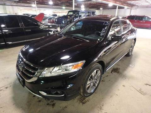 2013 Honda Crosstour for sale in Des Moines, IA