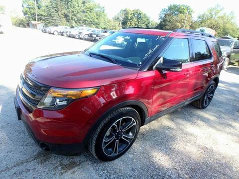 2015 Ford Explorer for sale in Des Moines, IA