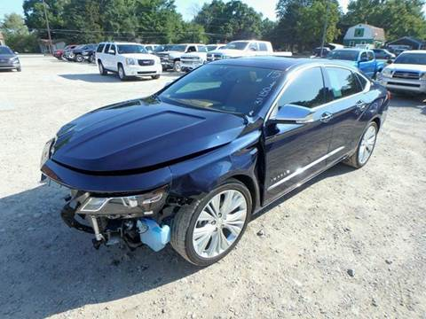 2015 Chevrolet Impala for sale in Des Moines, IA