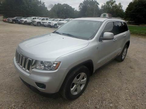 2011 Jeep Grand Cherokee for sale in Des Moines, IA