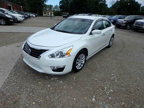 2014 Nissan Altima for sale in Des Moines, IA