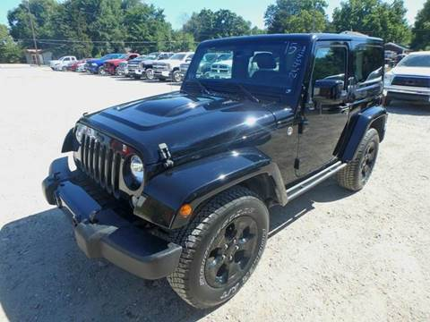 2015 Jeep Wrangler for sale in Des Moines, IA