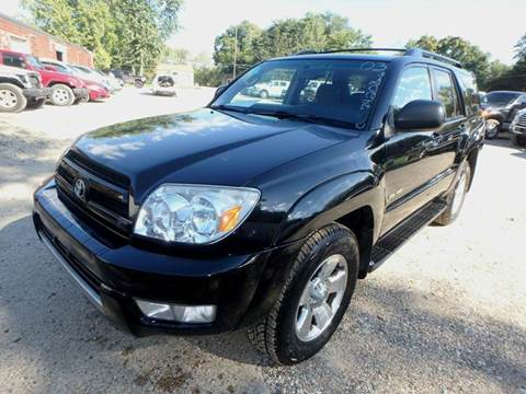 2003 Toyota 4Runner for sale in Des Moines, IA