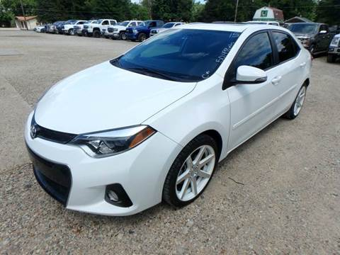 2015 Toyota Corolla for sale in Des Moines, IA