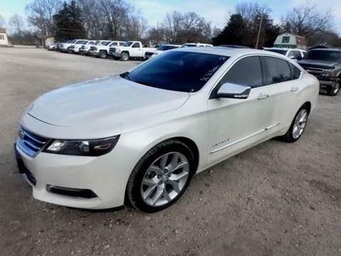2014 Chevrolet Impala for sale in Des Moines, IA