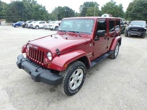 2013 Jeep Wrangler Unlimited for sale in Des Moines, IA