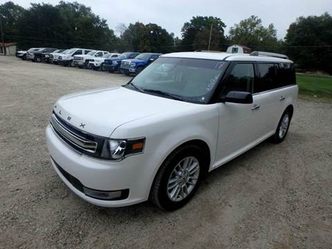 2017 Ford Flex for sale in Des Moines, IA