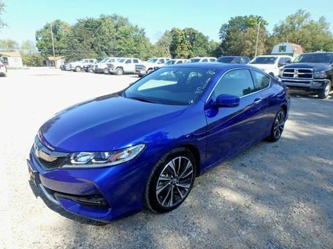 2016 Honda Accord for sale in Des Moines, IA