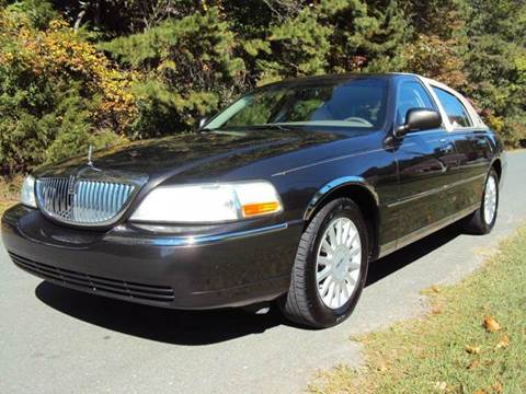 2005 Lincoln Town Car for sale in Matthews, NC