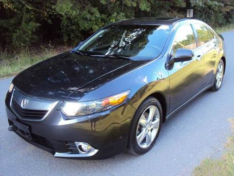 2011 Acura TSX for sale in Matthews, NC