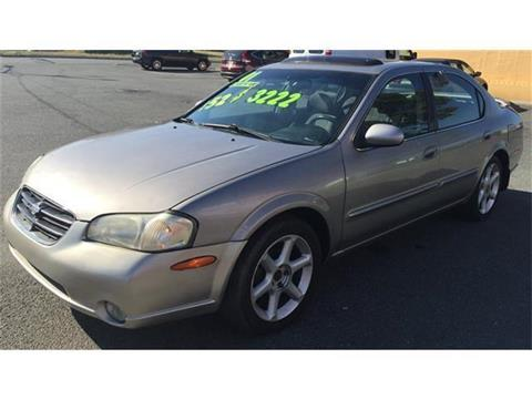 2001 Nissan Maxima for sale in Jersey City, NJ