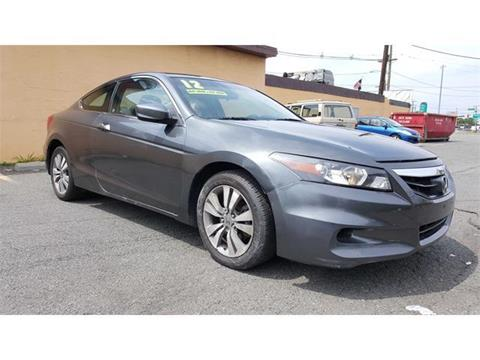 2012 Honda Accord for sale in Jersey City, NJ