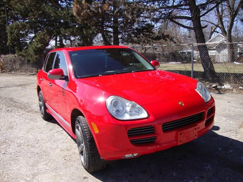 2006 Porsche Cayenne car for sale in Detroit