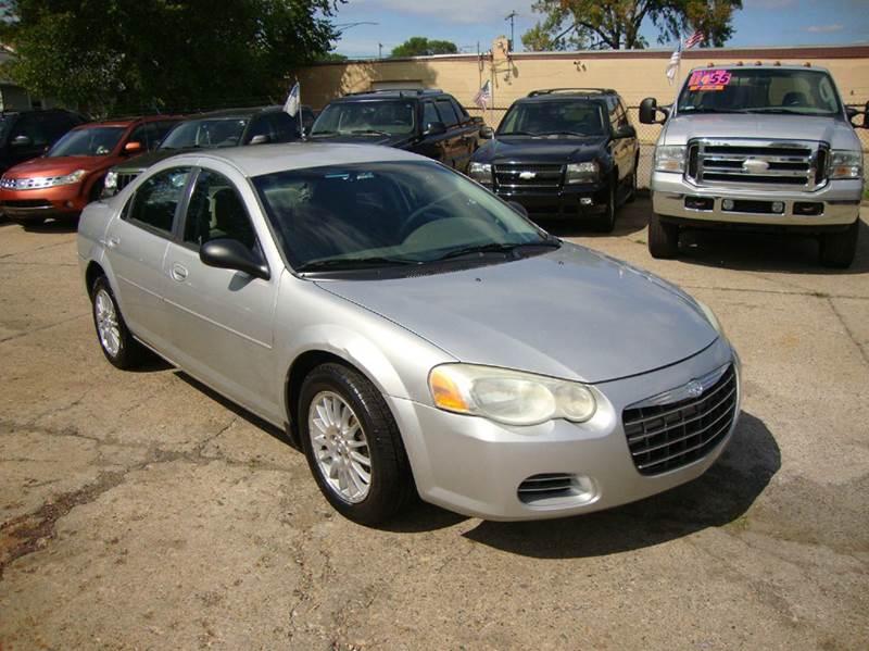 2004 Chrysler Sebring car for sale in Detroit
