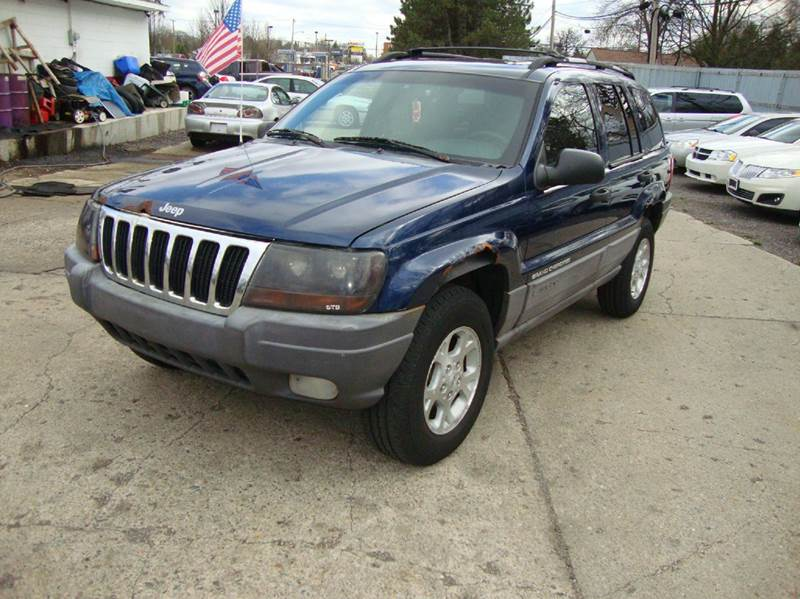 1999 Jeep Grand Cherokee car for sale in Detroit