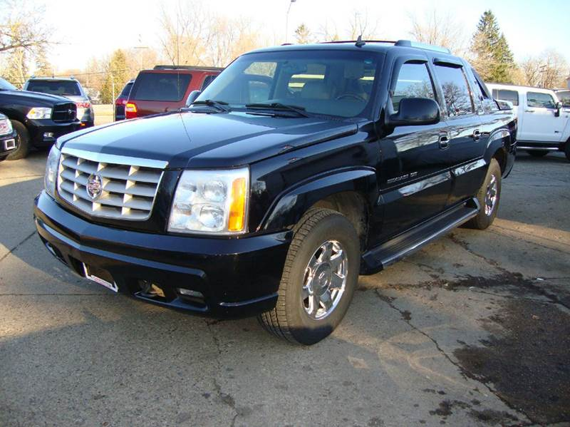 2006 Cadillac Escalade Ext car for sale in Detroit