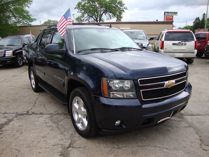 2007 Chevrolet Avalanche car for sale in Detroit
