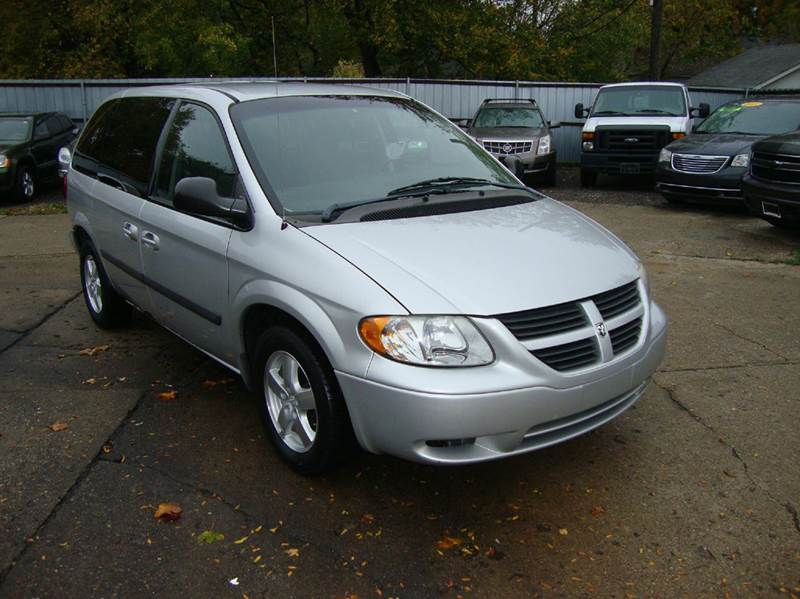 2006 Dodge Caravan car for sale in Detroit