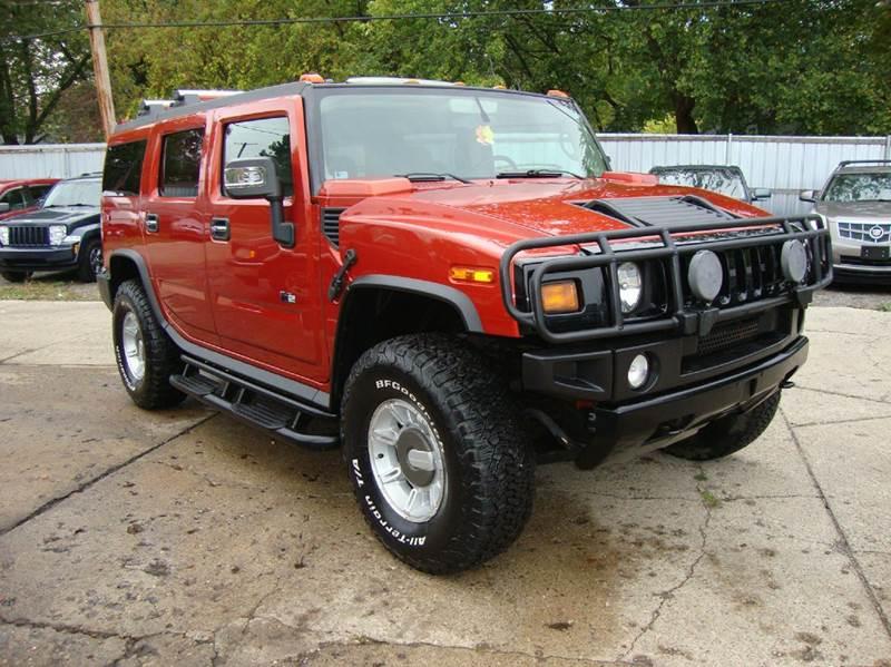 2003 Hummer H2 car for sale in Detroit