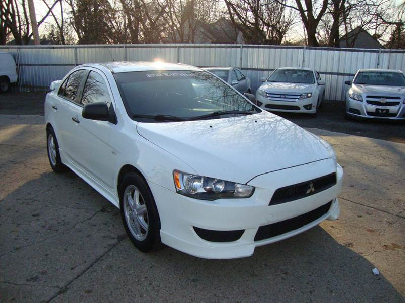 2009 Mitsubishi Lancer car for sale in Detroit