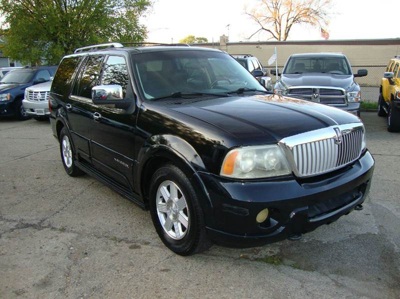 2003 Lincoln Navigator car for sale in Detroit