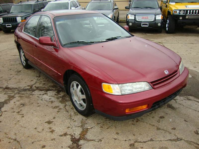 1995 Honda Accord car for sale in Detroit