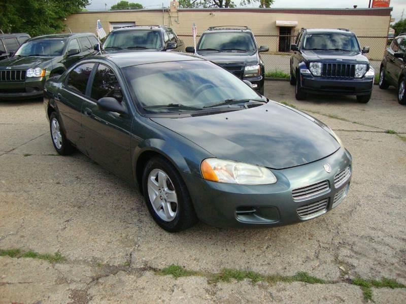 2002 Dodge Stratus car for sale in Detroit