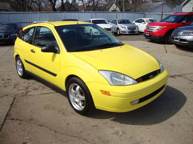 2001 Ford Focus car for sale in Detroit