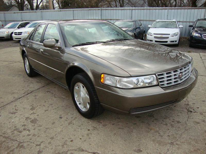 2000 Cadillac Seville car for sale in Detroit