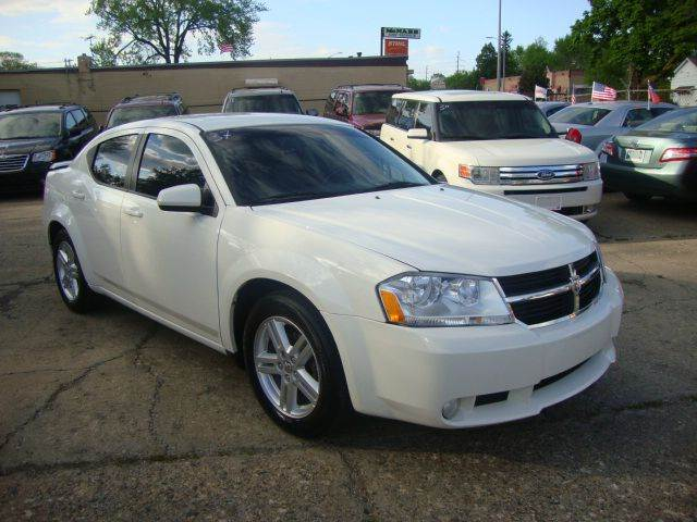 2010 Dodge Avenger car for sale in Detroit