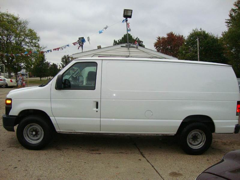 2008 Ford E-series Cargo Detroit Used Car for Sale
